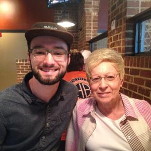 Josh and Granny